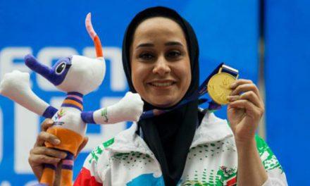 ایران در پارالمپیک ریو ۲۰۱۶
