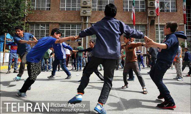 رؤیای کودکان کار؛ مدرسهی صبح رویش/عباس شکری