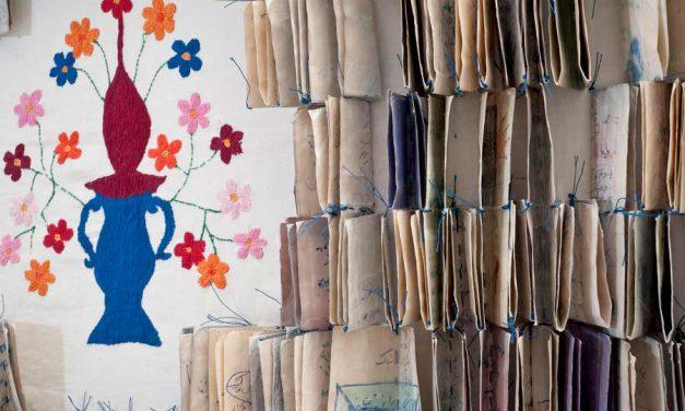 نمایشگاه چیدمان هنرمند ایرانی در آلمان/ پانته آ بهرامی