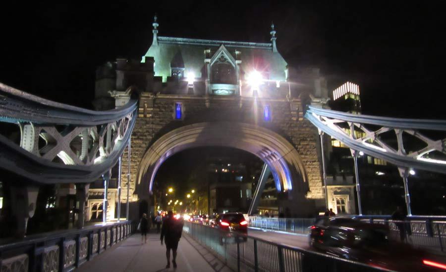 لندن، با نگاهی دیگر/حسن گل محمدی