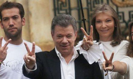 جایزه صلح نوبل به رئیس جمهور کلمبیا رسید