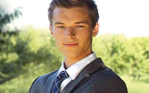 دانشجوی ۱۹ ساله برنده ی نامزدی محافظه کاران در نیاگارا