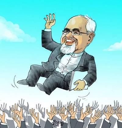 zarif-caricatur