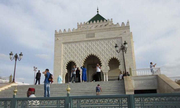از رباط تا کازابلانکا در مراکش/حسن گل محمدی
