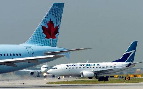 ارزان تر و آسان تر شدن مسافرت هوایی در کانادا