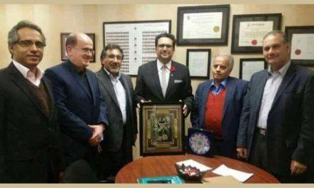 ملاقات آقای جوهری با نمایندگان جمهوری اسلامی، چند پرسش/سیما تاجدینى