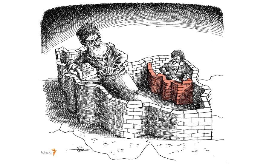 آغا اجازه هست حرف بزنیم؟/اسد مذنبی