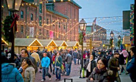 بازگشایی دومین بازار کریسمس تورنتو در ماه دسامبر