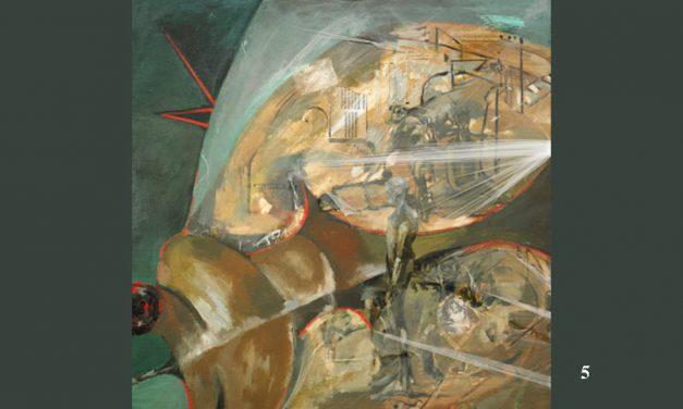 نگاهی به نقاشیهای پریا شاهوردی در نمایشگاه تورنتو ـ کانادا/ عباس شکری