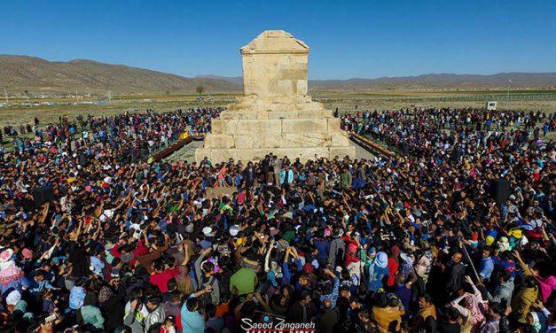 پاسارگاد: اعتراض اجتماعی در قالب یک سمبل تاریخی/حسین لاجوردی