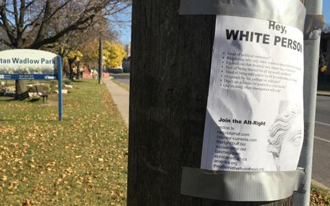 ظهور نشانه های نژادپرستانه در تورنتو