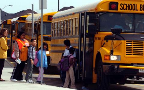 احتمال اعتصاب رانندگان اتوبوس های مدرسه