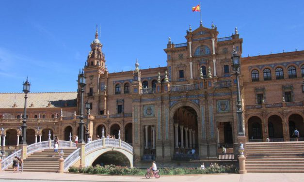 از جبل الطارق تا سویل در اسپانیا/حسن گل محمدی