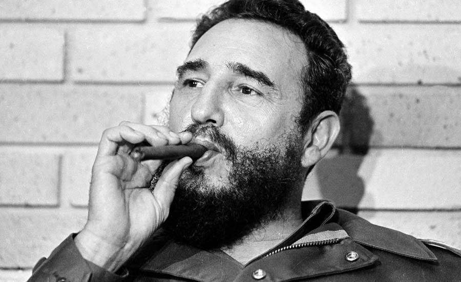 فیدل کاسترو ـ 1974