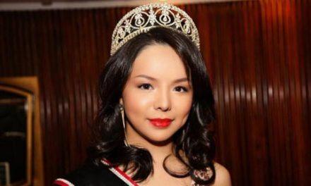 دختر شایسته ی چینی تبار کانادا فعال حقوق بشر می شود