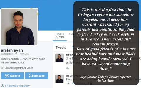 کانادا مقصد خبرنگاران ترک در پی سرکوب های شدید ترکیه