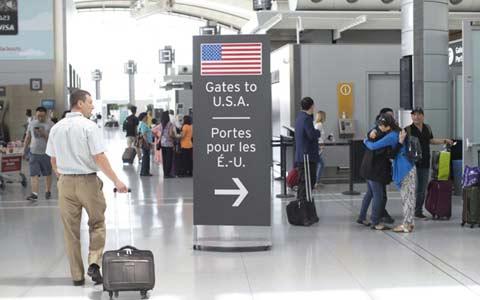مسافرت به آمریکا برای کانادایی ها آسان تر خواهد شد