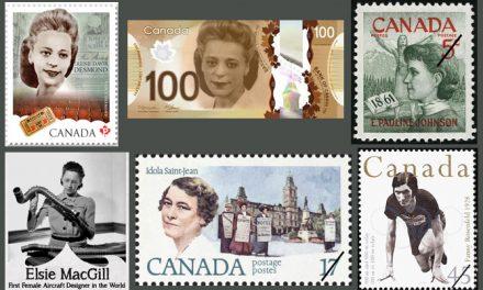 عکس کدام زن بر روی اسکناس های جدید کانادایی ثبت خواهد شد؟