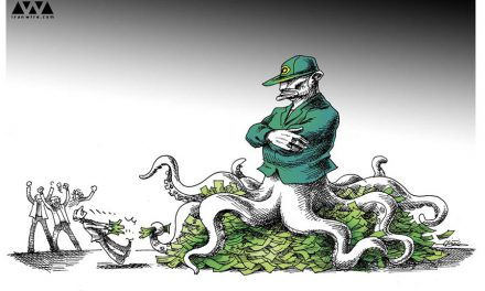 جنگ قدرت و فساد بی پایان/ سیامک بهاری