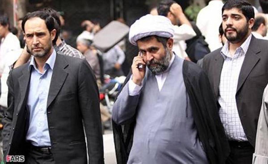Risultati immagini per وزیر اطلاعات رئیس اطلاعات سپاه