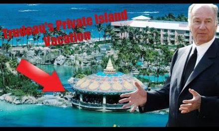 تعطیلات دردساز جاستین ترودو در باهاماس