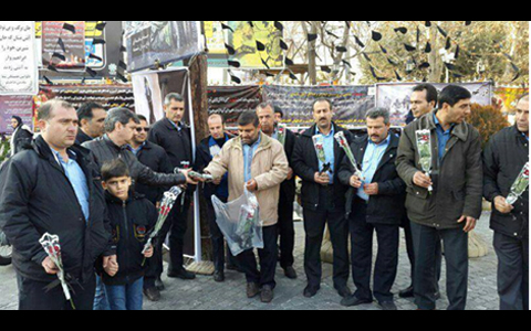 مردم تهران پس از فاجعه ی پلاسکو/اشرف علیخانی (ستاره)
