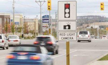 افزایش تعداد دوربین های کنترل چراغ قرمز در تورنتو