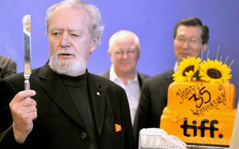 بنیانگذار TIFF در سن ۷۷ سالگی درگذشت