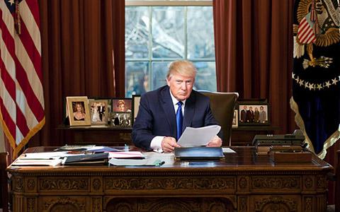 جهان از دید دونالد ترامپ/ برگردان: شهباز نخعی