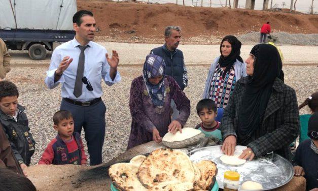 گفت وگوی شهروند با اردشیر زارع زاده در مورد وضعیت پناهندگان/نسرین الماسی