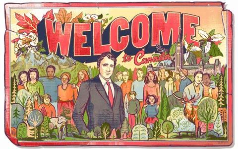 """آزمون کانادا:آیا کانادا نخستین کشور""""پسا ملّی""""است؟/برگردان: کریم زیّانی"""