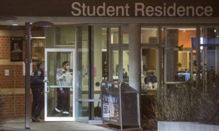 مسمومیت ۲۱۵ دانشجوی کالج هامبر