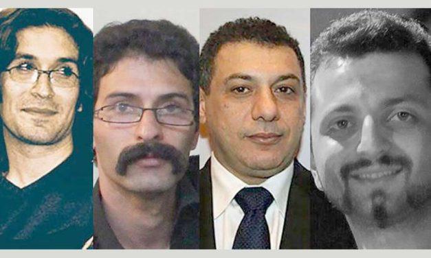 اعتصاب غذای علی شریعتی و سعید شیرزاد ادامه دارد