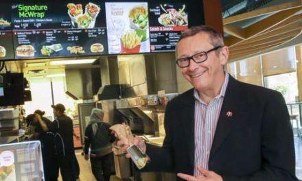مک دونالد کانادا در تلاش برای اثبات کیفیت غذایی
