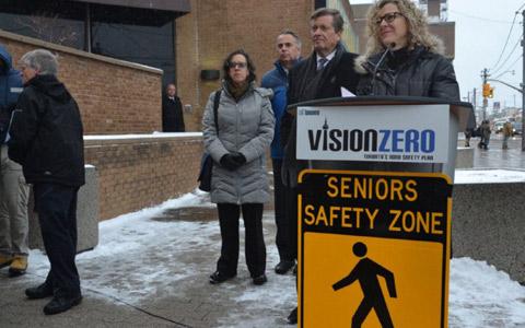 ایجاد مناطق ایمن برای سالمندان در شهر توسط شهرداری تورنتو