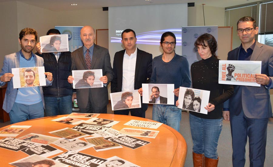 دعوت مرکز بین المللی حقوق بشر برای حمایت از آرش صادقی و دیگر زندانیان اعتصابی