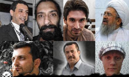 خطر مرگ زندانیان اعتصابی را تهدید می کند