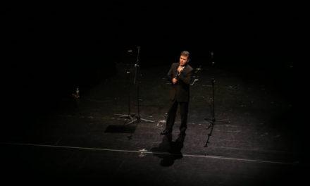 اجرای حسن انعامی در جشن بیست و پنجمین سالگرد انتشار شهروند