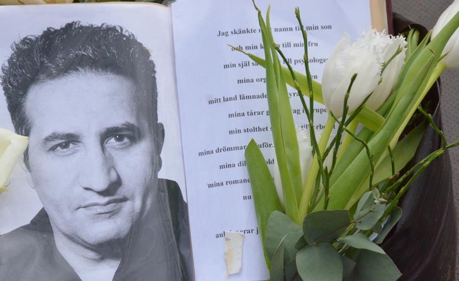 در چالشِ با مرگ/عباس شکری