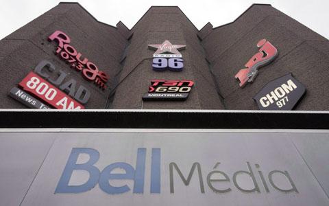 اخراج تعداد زیادی از کارمندان بِل در سرتاسر کانادا