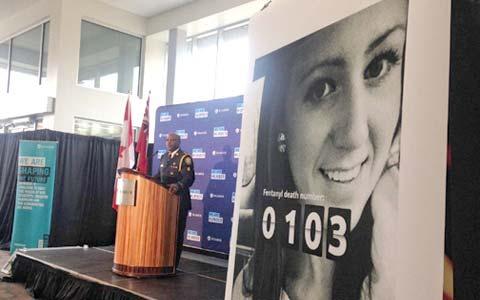 جوانان کانادایی در خطر نابودی با مصرف مواد مخدر