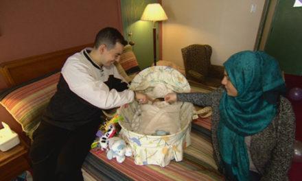 برای تشکر از نخست وزیر کانادا پناهجوی سوری نام جاستین را برای نوزادش انتخاب کرد