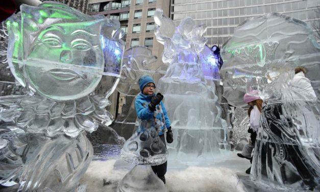 جشنواره ی یخ تورنتو سال ۲۰۱۷