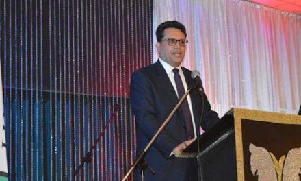 جشن دستاوردهای یک ساله مجید جوهری نماینده ریچموندهیل در پارلمان فدرال