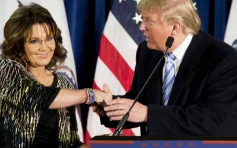 احتمال انتخاب سارا پی لین به عنوان سفیر ایالات متحده آمریکا در کانادا