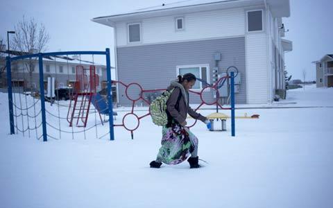 سرازیر شدن پناهجویان از ایالات متحده ی آمریکا به مرزهای کانادا