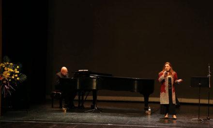 اجرای شیلا نهرور در جشن بیست و پنجمین سال انتشار شهروند