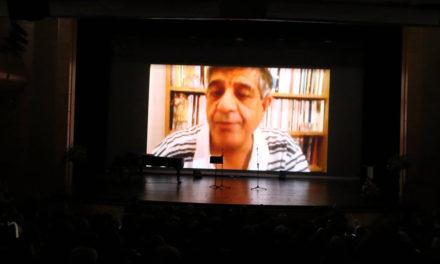 پیام عباس شکری به جشن بیست و پنجمین سال انتشار شهروند