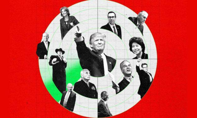 مسلمانان، ایران، اورشلیم؛ موارد اختلاف بین دونالد ترامپ و وزیران آینده اش/ برگردان: شهباز نخعی