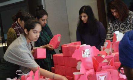 هدیه روز ولنتاین برای زنان آسیب دیده در تورنتو